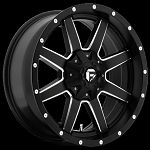 18x9 Maverick 5/5.5 - 5/150  +1MM Offset