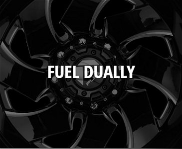 Fuel Dually Wheels