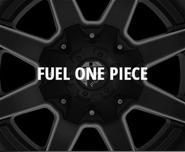 Fuel 1pc Wheels