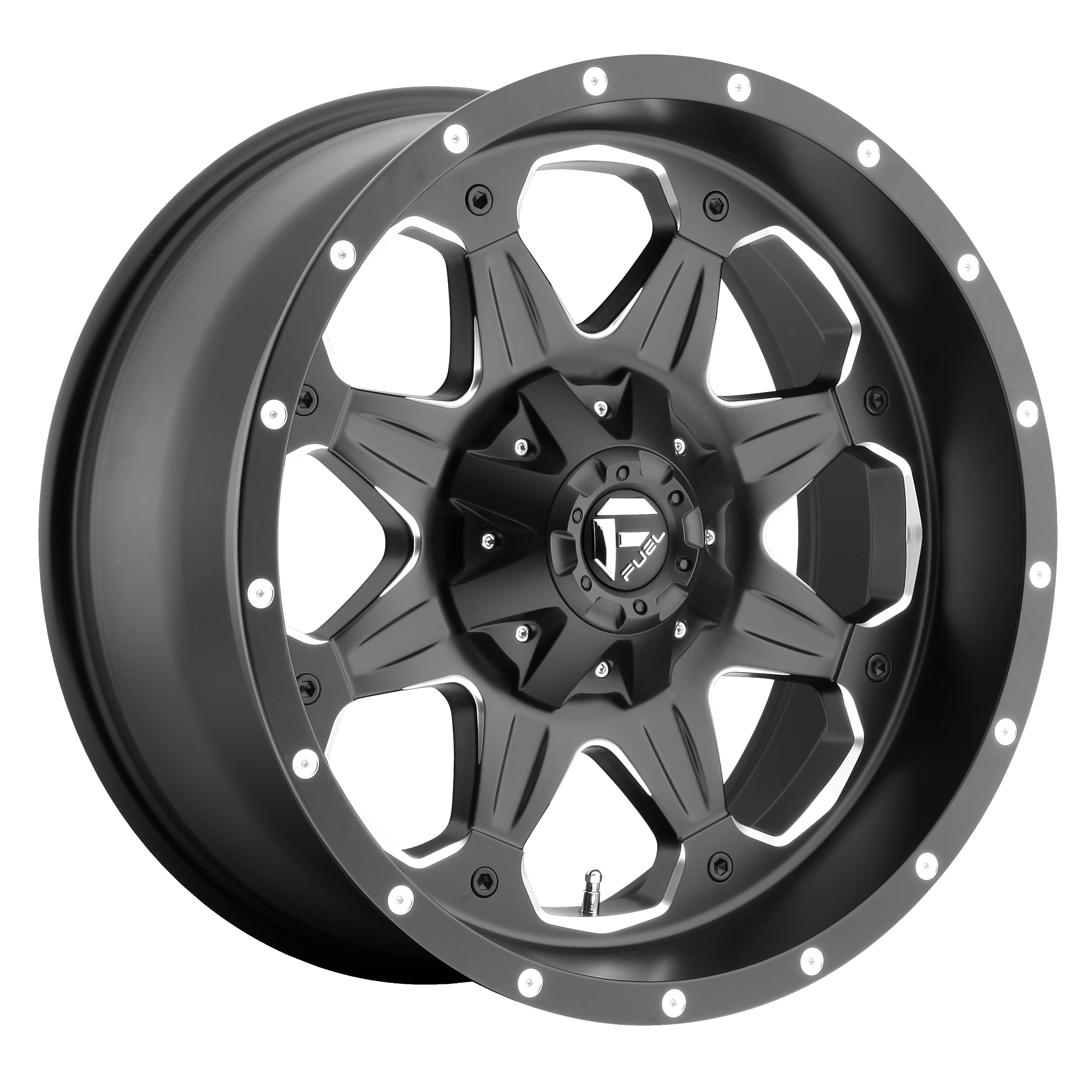 18x9 Boost 5x4.5 - 5/5  +1MM Offset
