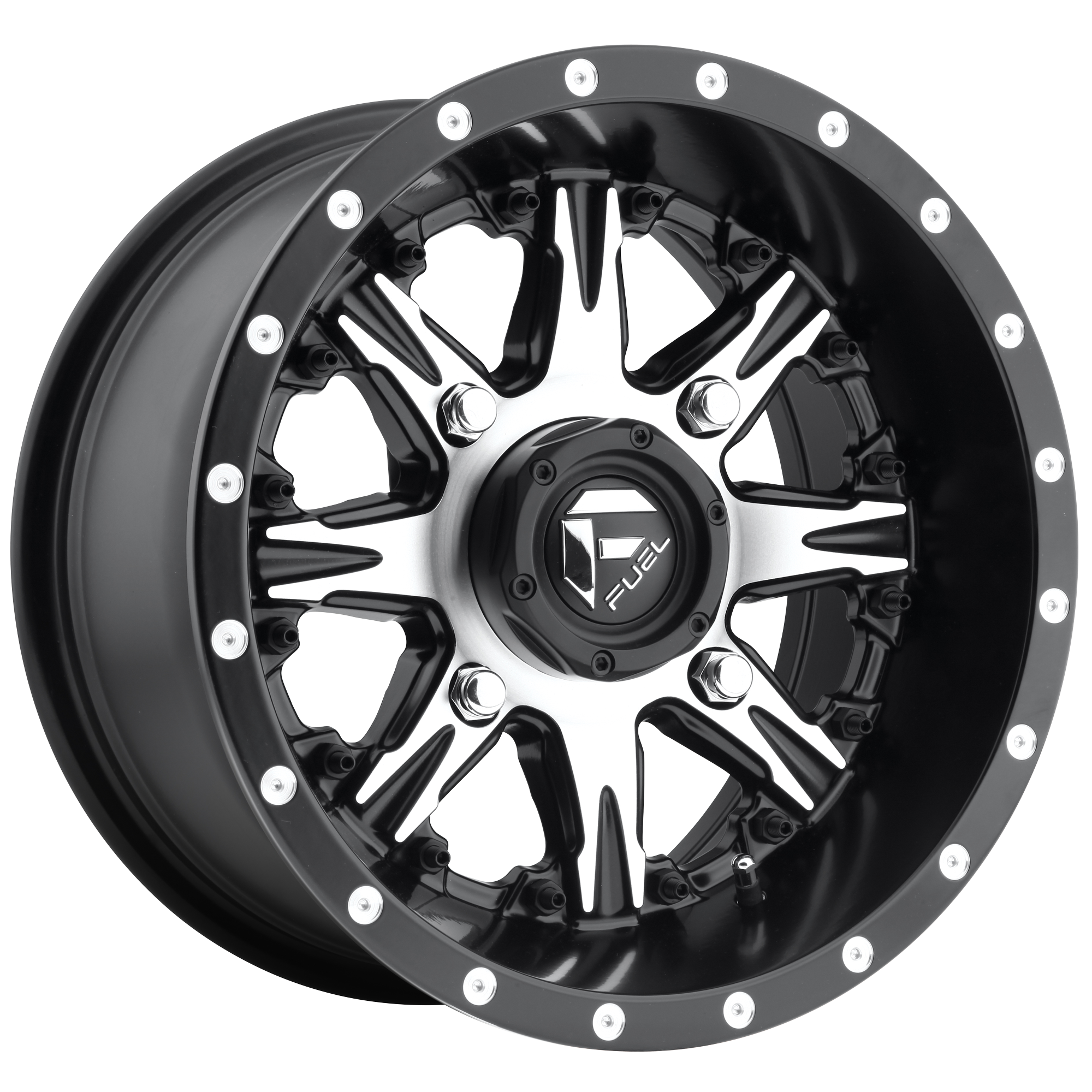 20x9 Nutz 5/5.5 - 5/150  +1MM Offset