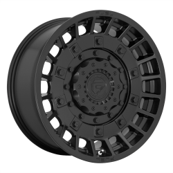 D723 Militia 20x10 8x170 Matte Black -18mm