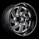 D582 Turbo 20x10 8x170  -18mm