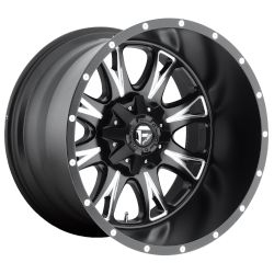 18x9 Throttle 5x4.5 - 5/5  +1MM Offset