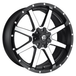 20x10 Maverick 8x6.5 -24MM Offset