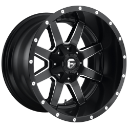 20x10 Maverick 8x6.5 -18MM Offset