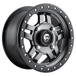 D558  Anthracite Anza 15x8 5x4.5 -18mm