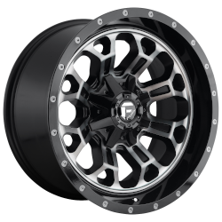D561 Crush 20x9 6x139.7 (6x5.5) 6x135 +1mm