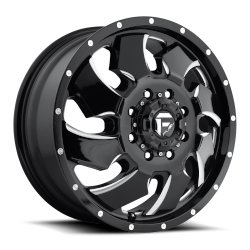 Cleaver Dually Front 20x8.25 8x170 +105mm