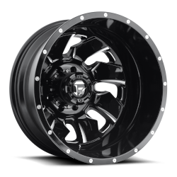 Cleaver Dually Rear 20x8.25 8x170 -176mm