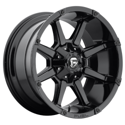 Coupler 17x9 Gloss Black 5x114.3 (5x4.5), 5x127 (5x5) Bolt Pattern -12mm Offset
