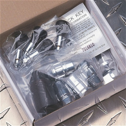 Premium Gorilla Lug and Lock Kit 20 Pack