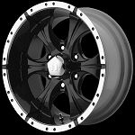 Maxx 6 15x8 5x4.5 -12MM Offset