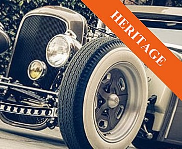 Heritage Wheels