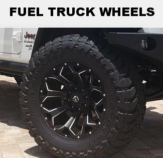Fuel Truck Wheels
