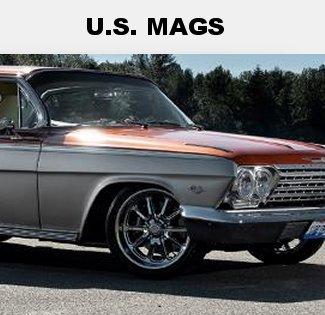 U.S. Mag Wheels