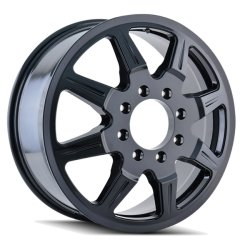MONSTIR 8101 INNER BLACK 22x8.25  8x200  +127mm Offset