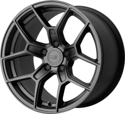 MR133 17x8.5 5x112 Satin Black (35 mm)