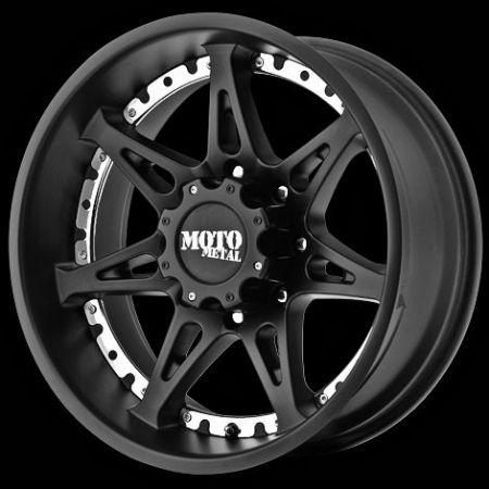 Fuel Wheels 20x9 >> MO96129055718 Moto Metal 961 20x9 5/5.5 +18MM Offset