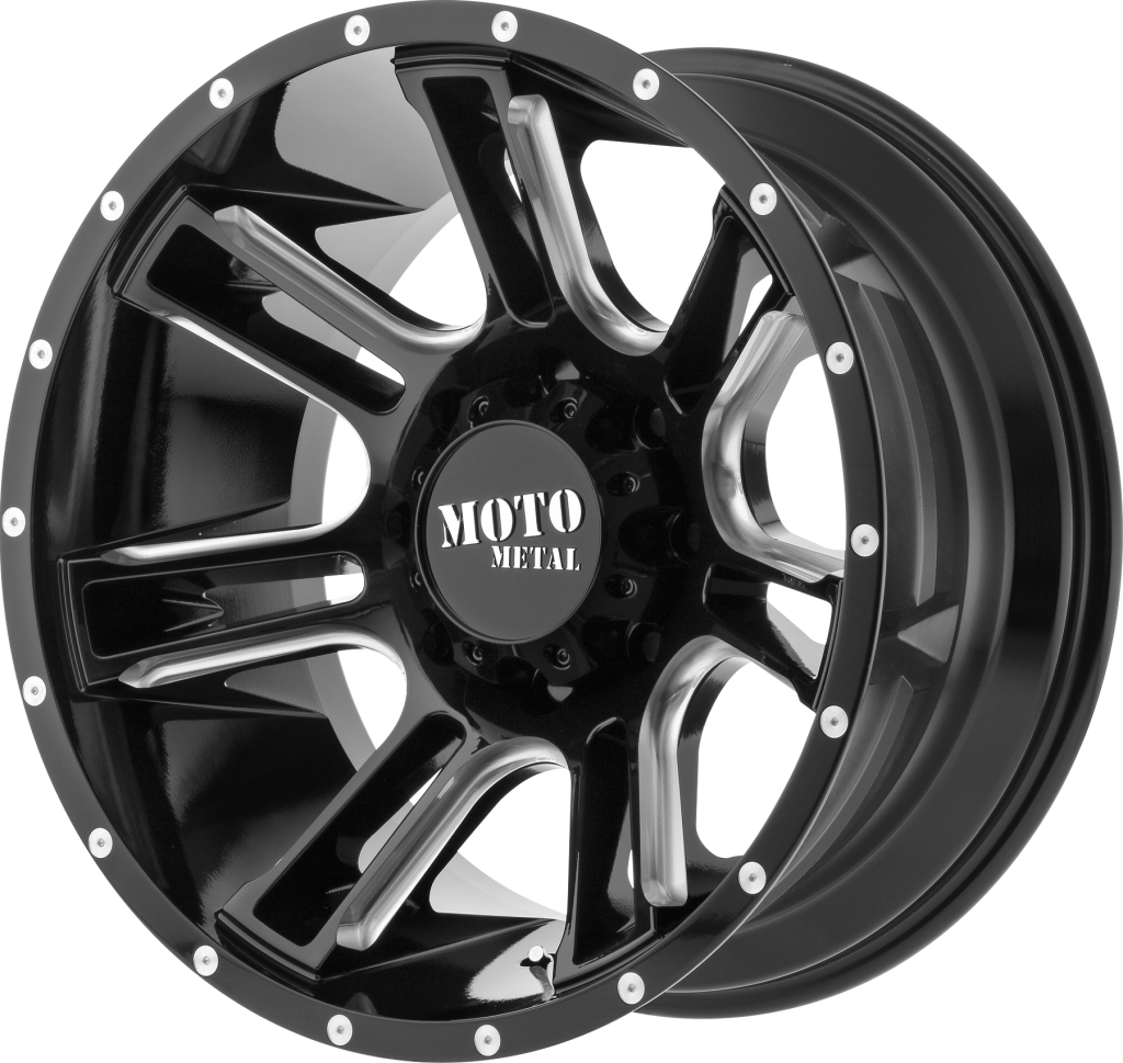MO982 Amp 20x12 5x127.00 Black (-44 mm)