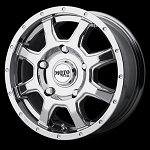 MO970 Euro Van PVD Chrome