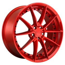 Sector 19x8.5 5x112 Candy Red (42 mm)