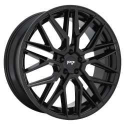 Gamma 18x8 5x120 Gloss Black (40 mm)