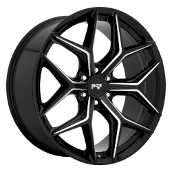 Vice SUV Black and Milled