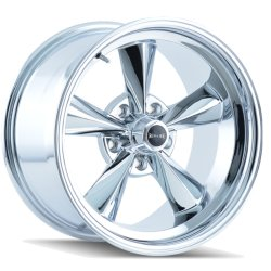 Chrome 675 Wheel and Tire Packages