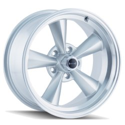 Silver 675 Wheel and Tire Packages