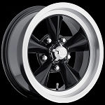 Black Standard 17x7 & 17x8 5/4.5 Staggered Package