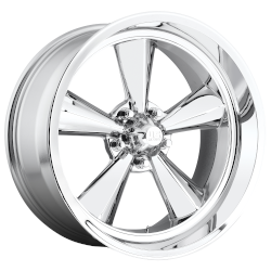 Chrome Standard Wheel and Tire Packages