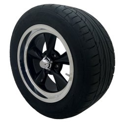 Black Standard Wheel and Tire Packages