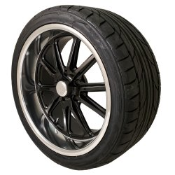 Black Rambler Wheel and Tire Packages