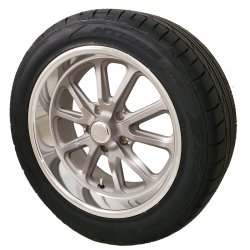 Gun Metal Rambler Wheel and Tire Packages