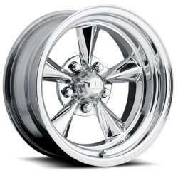Custom Polished Standard 17x10