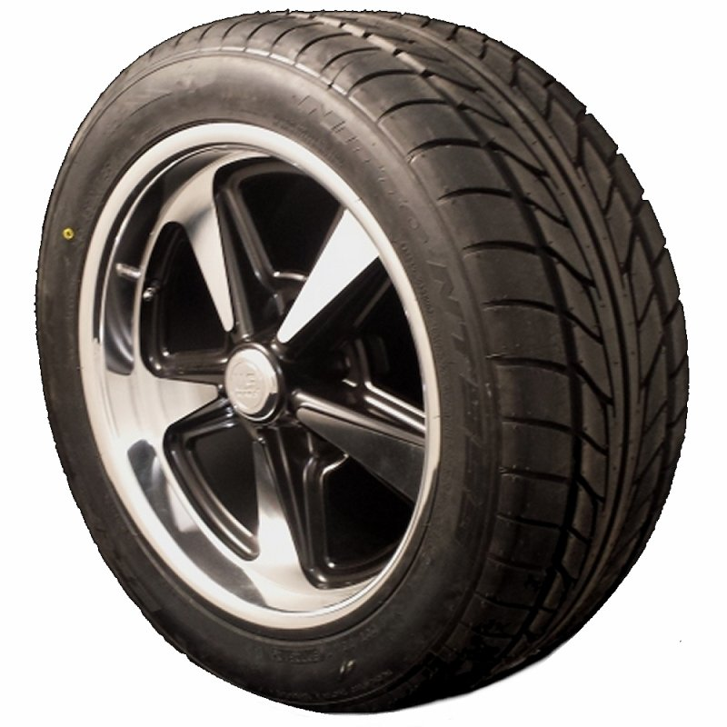 Bandit 17x8 5/4.5  Wheel and Tire Package Set of Four