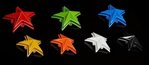 XD Rockstar III Star (5 Pack) Sold Separately