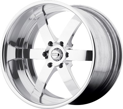 VF496 Forged Straight Six Spoke 18x10