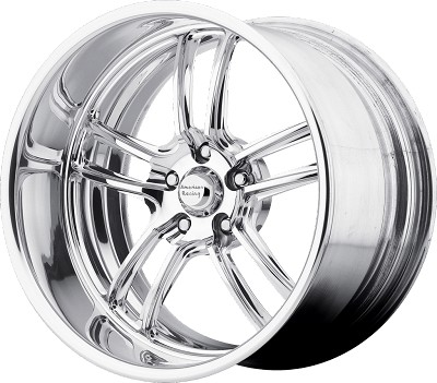 VF497 Forged Split Spoke 18x9