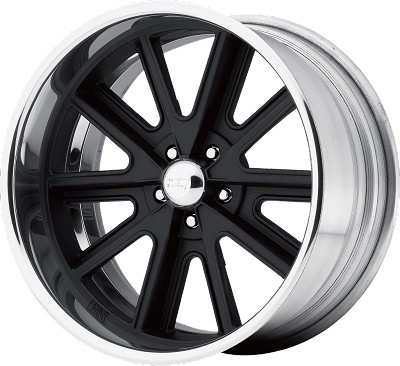 VN407 Black Shelby Cobra 18x8