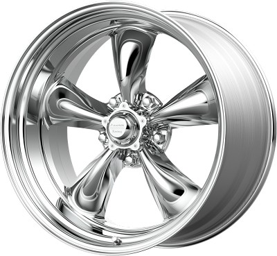 Polished Torq Thrust II 15x7 5x4.75 3.75