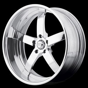 VF495 Forged Straight Spoke 22x10