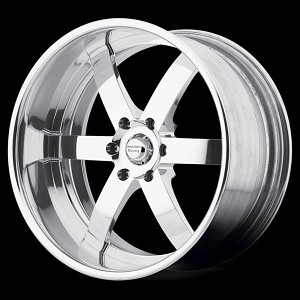 VF496 Forged Straight Six Spoke 22x8.0