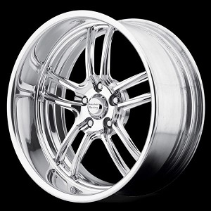 VF497 Forged Split Spoke 20x12