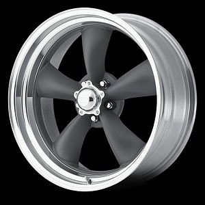 Classic Torq Thrust II 15x8 5x5 Package