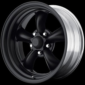 Vn4057800cf02 Black Torq Thrust 17x8
