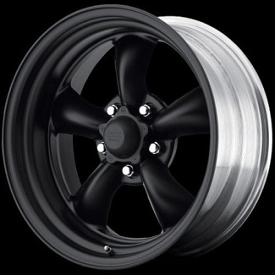 Black Torq Thrust 17x7