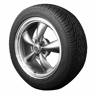 Torq Thrust M 17x8 5x4.75 Wheel and Tire Package Set of Four