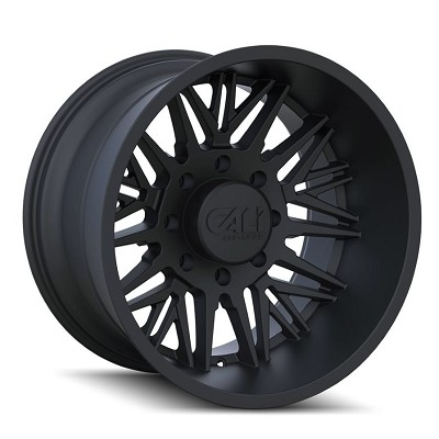 RAWKON 9109 MATTE BLACK 20x12  8x180  -51mm Offset